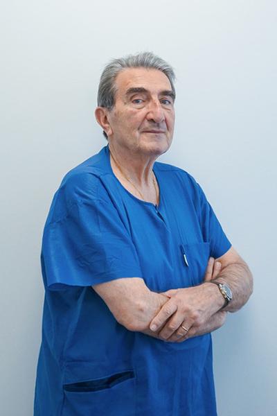 Anestesista Paolo Marchesi, Pisa, Toscana