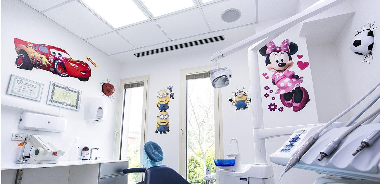 Studio odontoiatrico Pisa, ambulatorio
